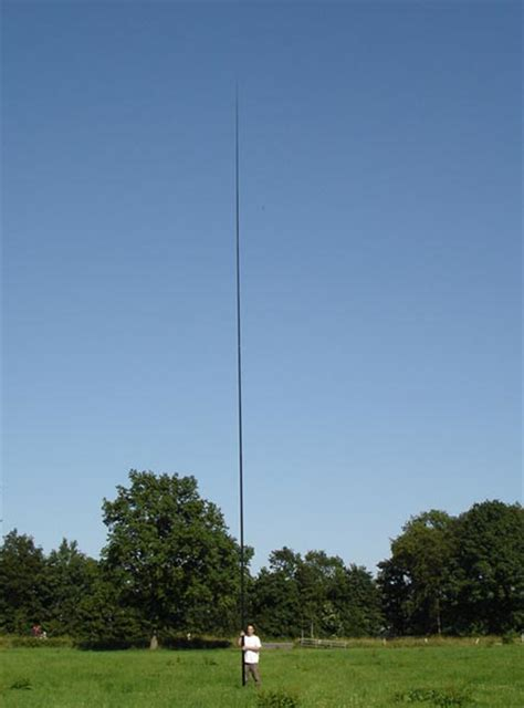 1 5 Meter Mast spiderbeam us 169 high performance lightweight antennas