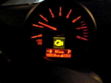 mini check engine light 09 mini cooper s cold start issue