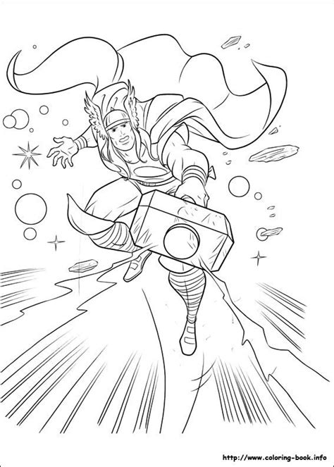 thor coloring pages thor coloring page site has tons of coloring pages for