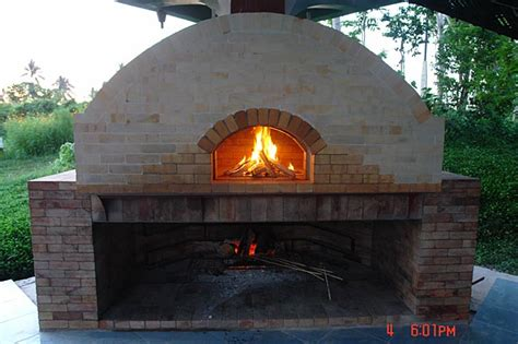 oven for warm without chimney my brick oven fireplace cook food and heat water