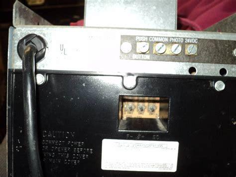 Overhead Door Model 455 Overhead Door Garage Door Motor Model 455 Powers On But Is Otherwise Untested 9 3 1 2 Quot