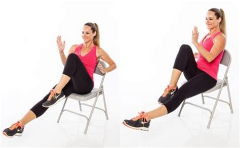 couch runners 14 unique chair exercises for the whole body