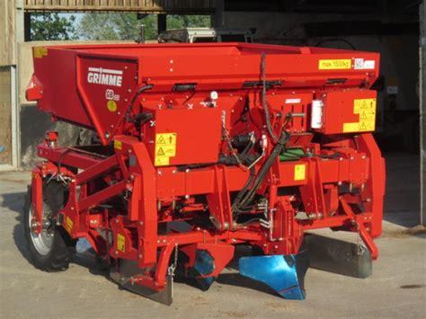 grimme gb215 potato planter 2016 parris tractors ltd