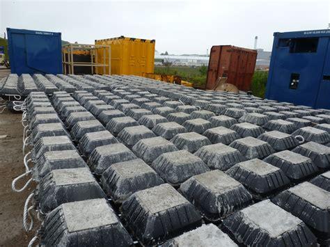 Concrete Mattress Specification by Retromat Cathodic Protection Concrete Mattress