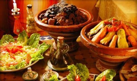 plats cuisin駸 la gastronomie marocaine au fitur 2016 tourisme et