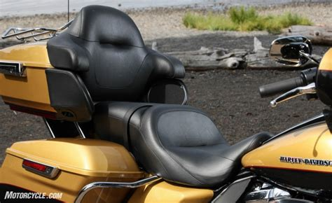 most comfortable harley seat 2017 harley davidson ultra limited first ride review