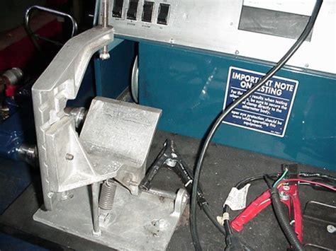 alternator bench tester starter and alternator test bench starter and alternator