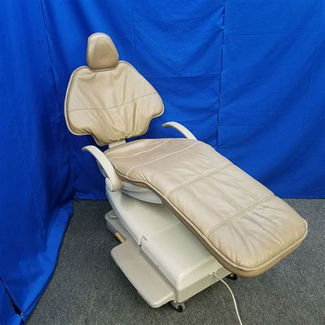 Adec Dental Chair Upholstery - a dec 511 dental chair with new upholstery in color of