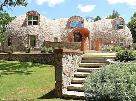 monolithic houses across the usa daily mail