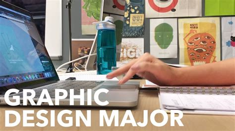 graphics design major college vlog advice graphic design major youtube