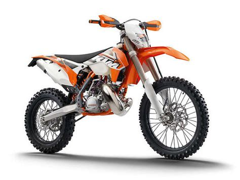 Ktm 200r 2015 Ktm 200 Exc Motorcycle Review Top Speed
