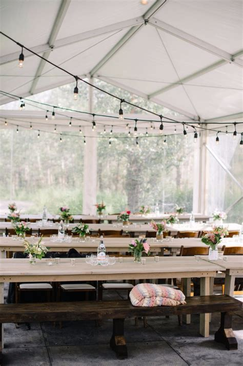 ranch style wedding venues calgary rustic chic rainy day wedding in canada with a scottish twist