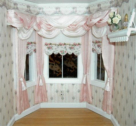 how to make dollhouse curtain rods 17 best images about miniature curtains drapes window