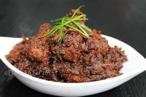 Heat Eat Daging Rendang beef rendang recipe rendang daging recipe dishmaps
