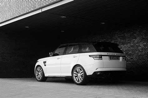 range rover white 2016 2016 range rover sport svr review gtspirit