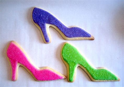 25 best ideas about high heel cookies on