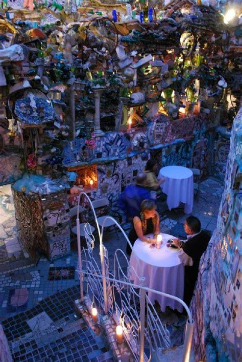 Mosaic Garden Philly by Philadelphia S Magic Gardens Unique Weddings