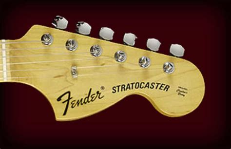 Fender Schriftzug Aufkleber fender und squier japan kopfplatten und logo der jv sq und