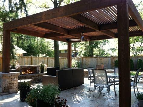 free standing pergola plans woodwork patio arbor designs
