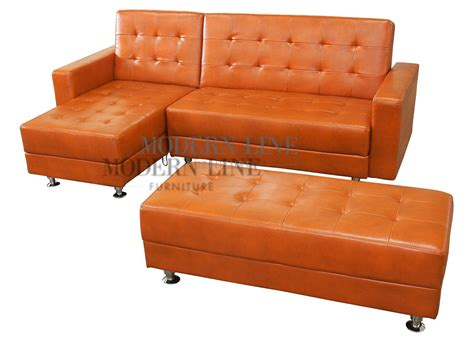 Leather Orange Sofa 20 Best Burnt Orange Sofas Sofa Ideas