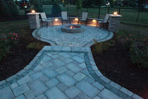 Patio Paver Lights with Patio Paver Lights Innovation Pixelmari