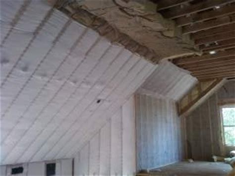 Insulating Sloped Ceiling by More Sloped Ceiling Insulated Yelp