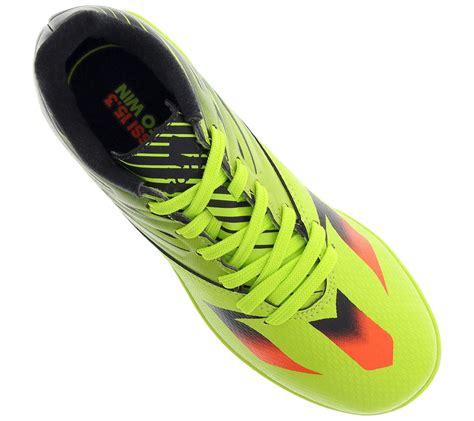 Adidas Futsal 03 t 234 nis adidas messi 15 3 in futsal infantil mundo do futebol