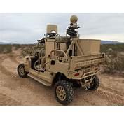 FLIR Highlights Light Tactical Vehicles Sensor Suite At