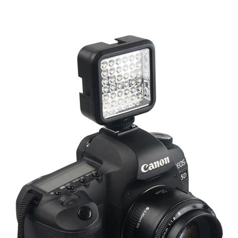 Flash Kamera Canon Dslr led flash light for nikon canon sony dv camcorder