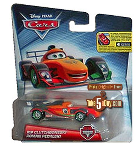 Orsinil Mattel Cars Carbon Racers Rip Clutchgoneski mattel disney pixar cars carbon racer rip clutchgoneski take five a day