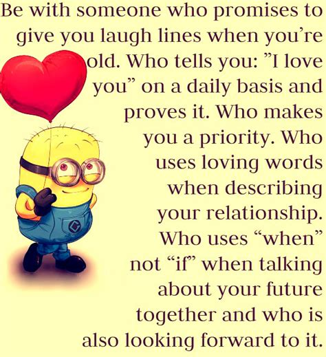 s day when you someone quote minions quotes for valentines day
