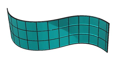 curved curtain wall is it possible to create curved curtain walls with curved