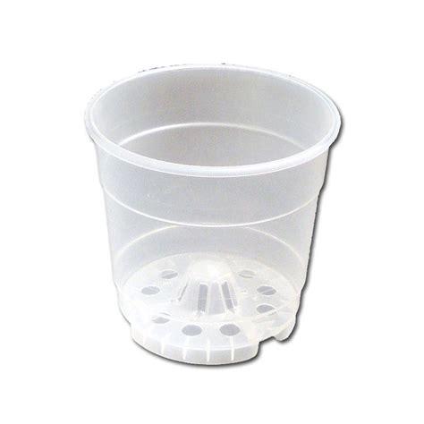 Clear Planter Pots by Clear Plastic Pot 4 25 Quot