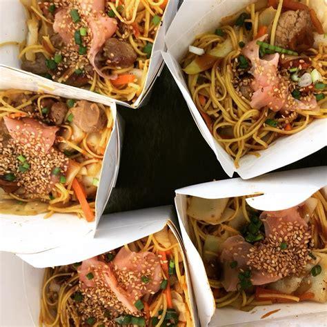 carte sakados food truck asiatique  lyon