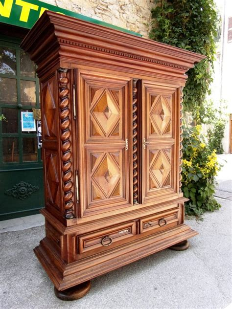 Armoire De Style by Style Louis Xiii Armoire
