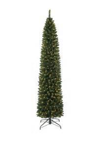 Ft pre lit ticonderoga pencil christmas tree christmas tree market
