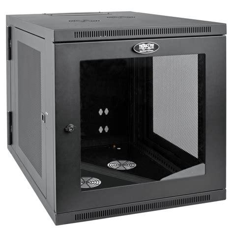 tripp lite wall mount rack enclosure server cabinet tripp lite smartrack 12u server depth wall mount rack