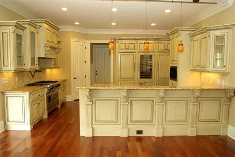 antique finish kitchen cabinets antique glazed cabinetry traditional kitchen atlanta