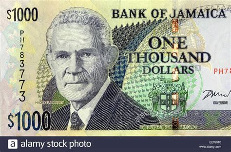 buy a house for 1000 dollars jamaica one thousand 1000 dollars bank note stock photo royalty free image 77996128