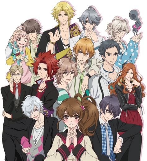 brothers conflict anime guide brothers conflict page 1 wattpad