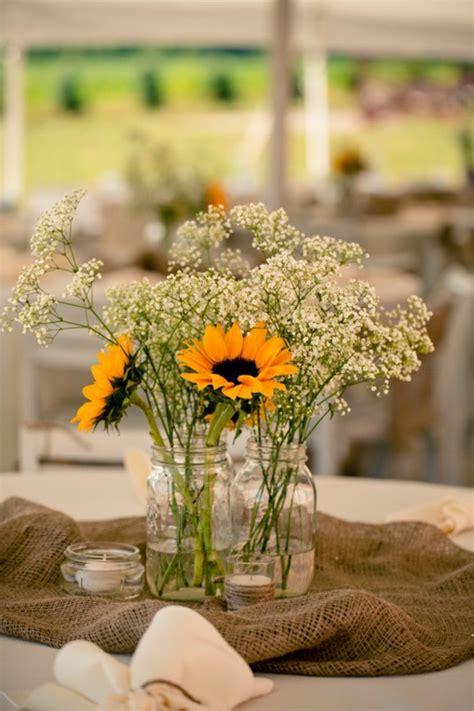 Dekorieren Mit Sonnenblumen faszinierende dekoideen mit sonnenblumen archzine net
