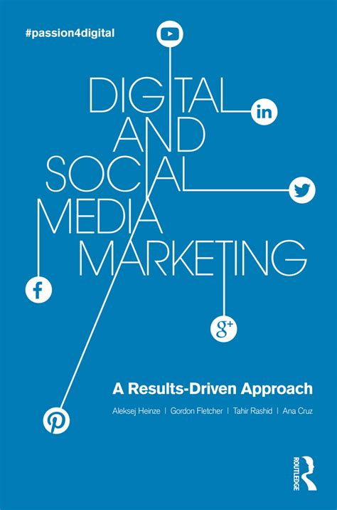 the of things digital media and society books digital and social media marketing book passion4digital