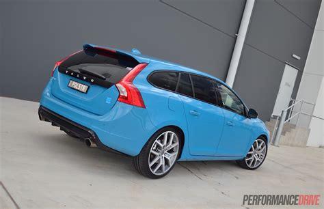 Volvo V60 Polestar Review by 2015 Volvo V60 Polestar Review Performancedrive