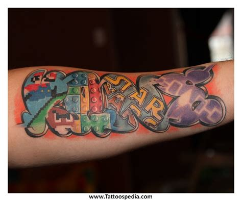 3d tattoo name designs unique name tattoo ideas 3