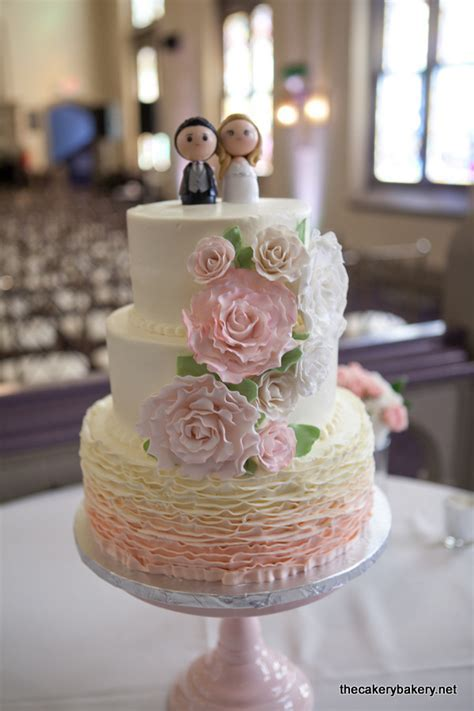 St. Louis Wedding Cakes   The Cakery Bakery