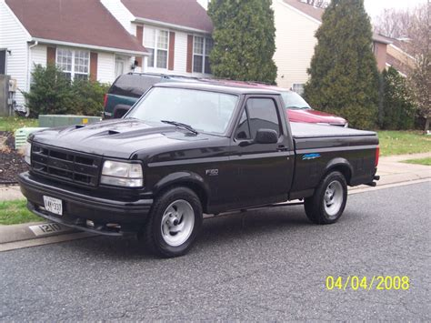 1993 ford truck rod truck for sale 1993 ford lightning 395ci