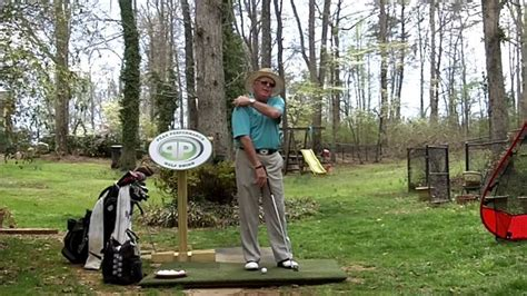 tension free golf swing vertical vs rotational stressful vs stress free golf