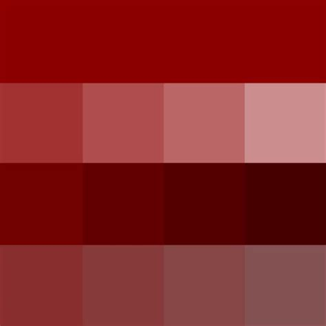 red colour shades 110 best color red images on pinterest color palettes