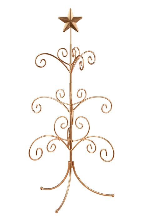 displaycollections com gold regent mini ornament tree