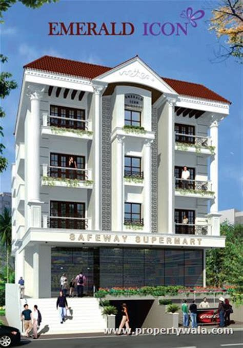 Apartment Hrbr Layout Emerald Icon Hrbr Layout Bangalore Residential
